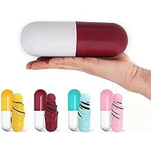 icase4u® Original Paraguas Sombrilla Portátil en Forma de Mini cápsulas ...