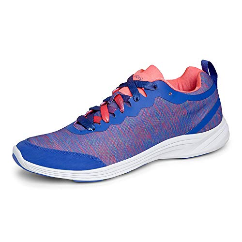 5 Cobalt Vionic Technology Size Womens Fyn Up Sneaker 7 With Orthaheel Lace uc35TlFK1J