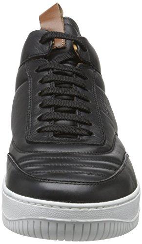 Pantofola d'Oro Suprema, Sneakers Hautes Homme Noir (01 Nero)