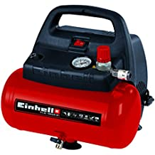 Einhell TH-AC 190/6 OF - Compresor de aire, 8 bar,