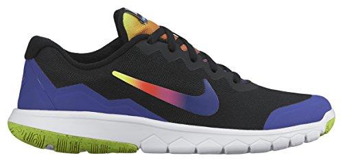 Nike Flex Experience 4 Print (GS), Scarpe da corsa uomo Vari colori (blu reale / nero / bianco)