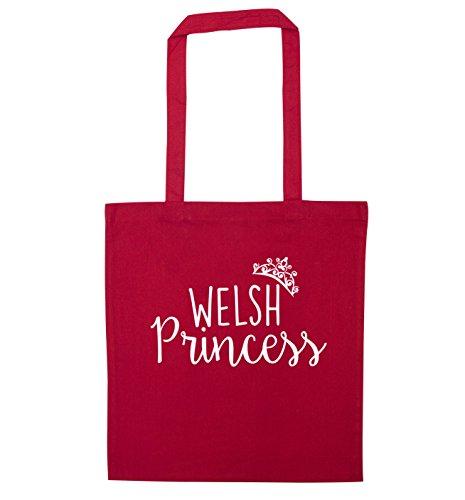 Welsh princess tote