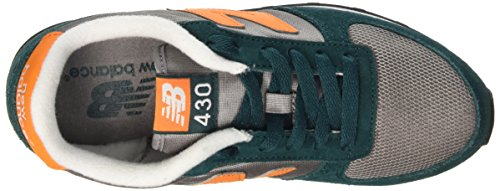 New Balance NBU430SMGG Sneaker Suede/Nylon Grey/Green
