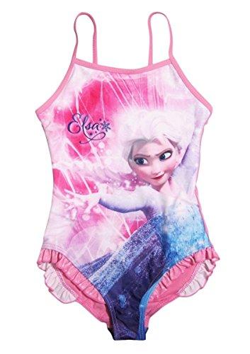 Frozen Badeanzug Die Eiskönigin 98 104 110 116 122 128 Völlig Unverfroren Kollektion 2017 Elsa (98 - 104: Prime, Fuchsia) (Badeanzug Marken)