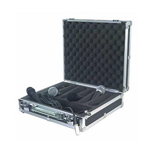 ROCKBAG RC23206B CASE PORTAMICROFONI (6 MICROFONOS)
