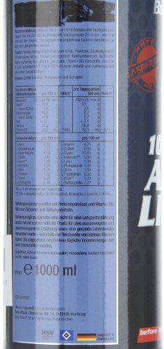 Body Attack 100 % Beef Amino Liquid  Kirsche, 1er Pack (1 x 1 l)