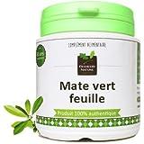 Mate vert feuille120 gélules gélatine végétale