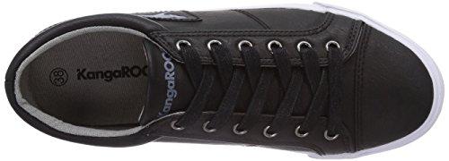 KangaROOS - K-vulca 5054, Scarpe da ginnastica Donna Nero (Nero (black 500))