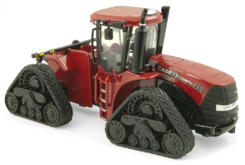 TOMY ERTL Case IH 350Steiger Druckguss Authentics Traktor, 1: 64-Scale
