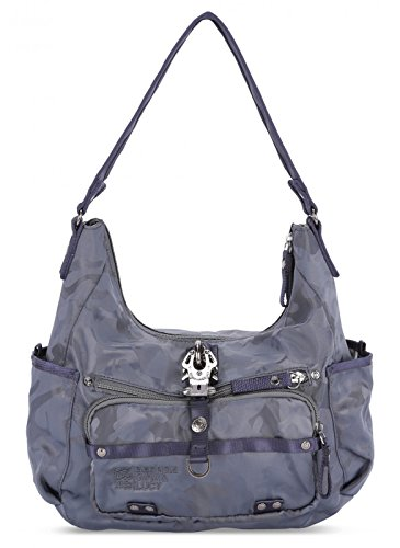 brand new 0b104 20212 George Gina   Lucy Swingeling Schultertasche 34 Cm Camou Navy