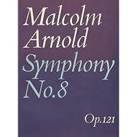 Symphony No. 8: Op. 121