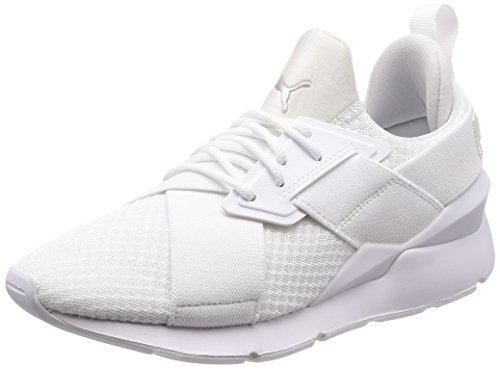 Puma 366014-01 Sneaker Mujer Blanco 37½