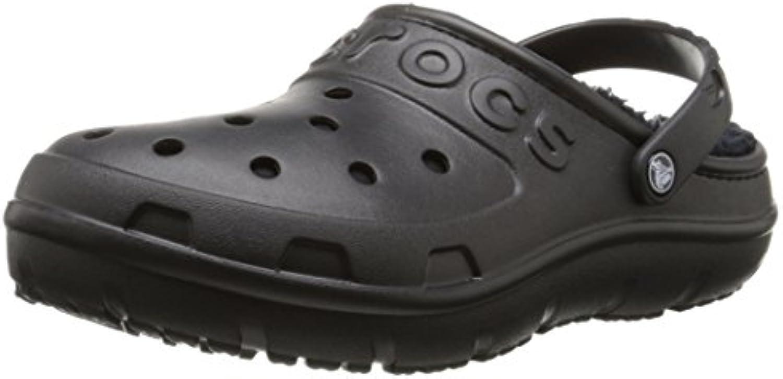 Crocs Hilo Lined U, Sabot Unisex – Adulto   Qualità Affidabile    Uomo/Donne Scarpa