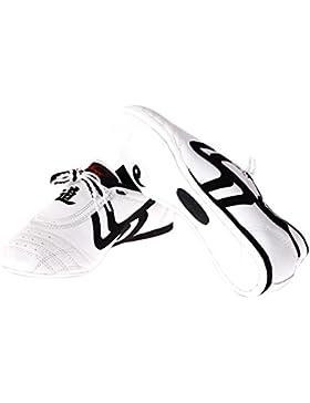 Zapatos de Taekwondo, Zapatos Antideslizantes de Artes Marciales ( tamaño : 43 )