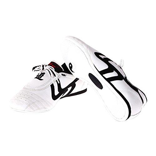 Zapatos de Taekwondo, Zapatos Antideslizantes de Artes Marciales ( tamaño : 36 )