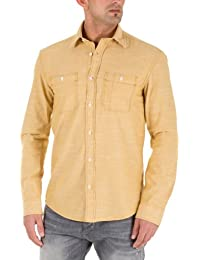 Selected Homme Herren Langarm Hemden Dean shirt ls s J