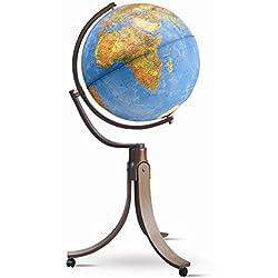 Bola del mundo antigua de 50cm de diámetro - Nova Rico