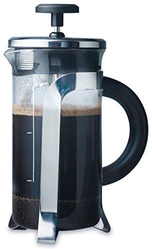 CILIO Kaffeebereiter AEROLATTE für 3 Tassen NEUHEIT - Zwei 12-cup-karaffen
