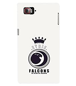 EPICCASE EYRIE Falcons Mobile Back Case Cover For Lenovo Vibe Z2 Pro K920 (Designer Case)