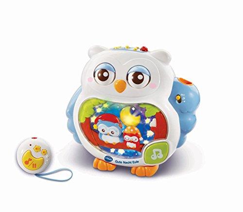 VTech Baby 80-506504 - Gute Nacht Eule