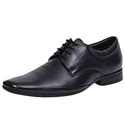 Valentino Mens Genuine Leather Formal/ Dress Shoes