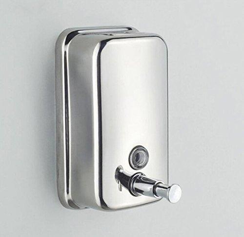 suborder tienda fregadero dispensador de jabón líquido detergente limpiador esencia mano botella acero inoxidable cocina baño accesorios por surborder tienda
