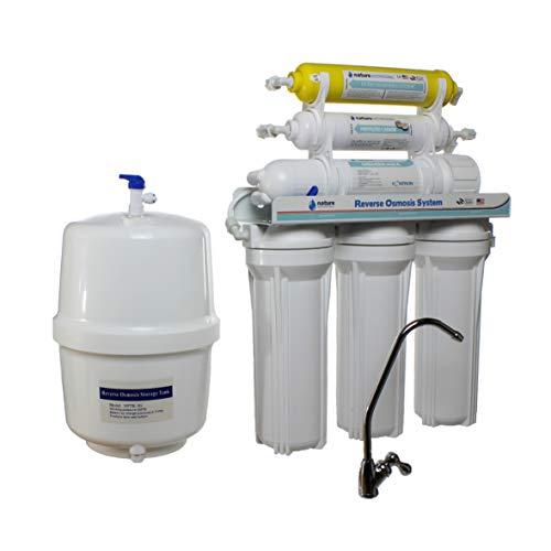 Osmoseur inverse domestique 5 étapes