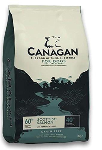 Canagan scottish salmon - regular - cibo secco per cani gusto salmone scozzese - 12 kg