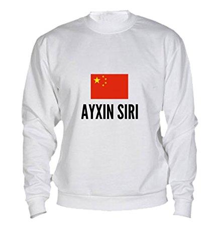 Felpa Ayxin siri city White
