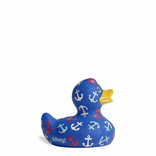 Mini Ahoy Duck - Bud Duck Quietscheente I DUCKSHOP I Badeente I L: 6,5 cm