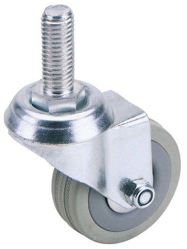 draper-65480-100mm-dia-swivel-bolt-fixing-rubber-castor-swl-80kg
