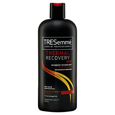 TRESemme Thermal Recovery Nourish and Renew Shampoo 750 ml - Pack of 2