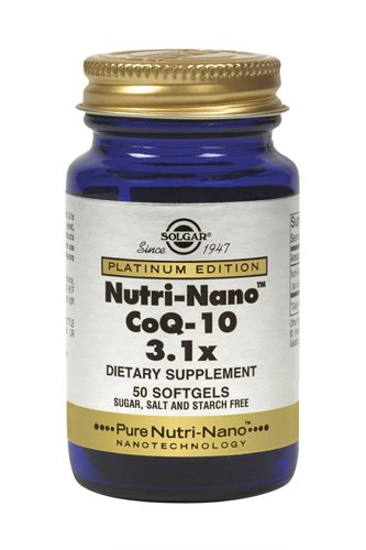 Nutri Nano CoQ10 3.1X