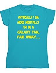 HippoWarehouse - Camiseta - Mujer
