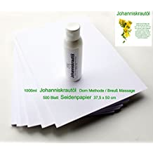 18g Packung 1000 Blatt Seidenpapier 16x16cm