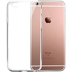 "Coque iPhone 6s Plus/ iPhone 6 Plus, Bestwe Coque de protection en silicone et TPU pour iPhone 6s Plus 5.5"" (transparent, iPhone 6s Plus)"
