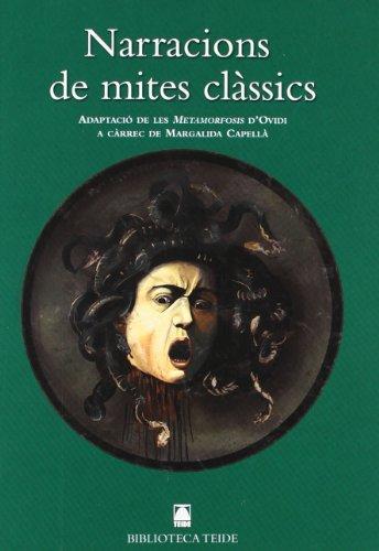 Biblioteca teide 020 - narracions de mites clàssics - ovidi - : adaptació de les metamorfosis d'ovidi