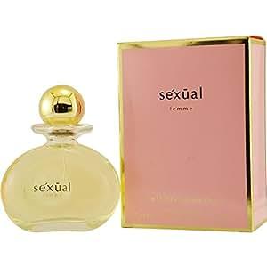 Sexual Femme POUR FEMME par Michel Germain - 75 ml Eau de Parfum Vaporisateur