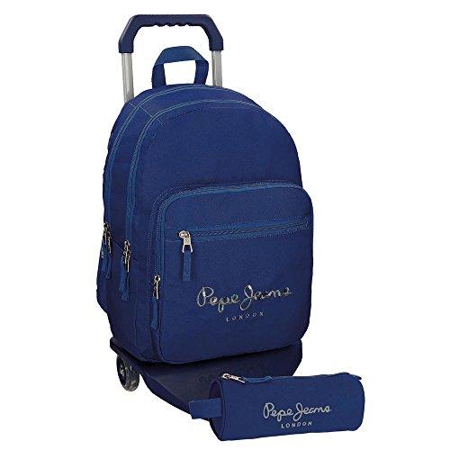 Imagen de pepe jeans 66824m3 harlow  escolares, 42 cm, 19.44 litros, azul