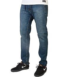 Owen Slim Tapered Jeans (medium stone)