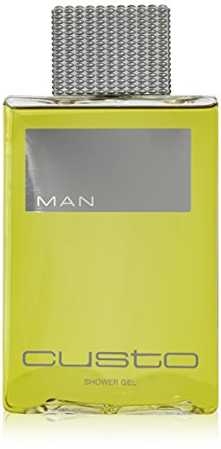Custo Barcelona homme/man, Shower Gel, 1er Pack (1 x 200 ml)