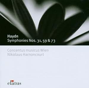 Haydn:Symphonies Nos.31'horn S [Import anglais]