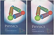 NCERT Physics Textbook for Class 11 - Part 1 & 2 - 11086 & 11087 (Set of