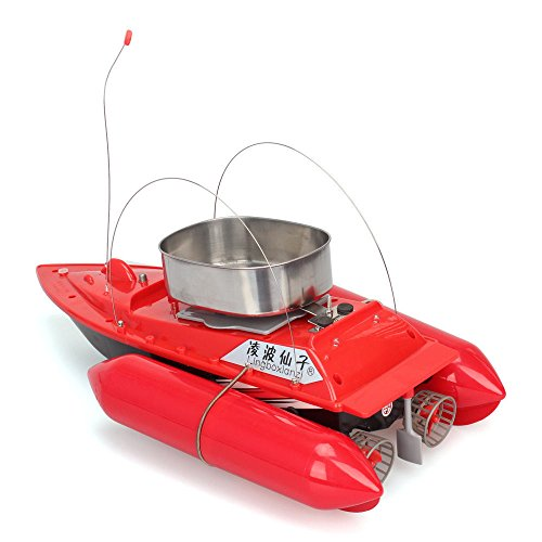 Blueskysea-New-Carp-Fishing-Bait-Boat-RC-Boilies-Runtime-8Hours-1200g-T10-Anti-Grass-Wind-with-free-gift