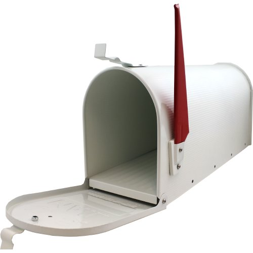 US Mailbox Weiß - 2