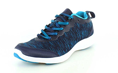 Vionic by Orthaheel Women's Fyn Grey Fabric Athletics 10 B(M) US Navy