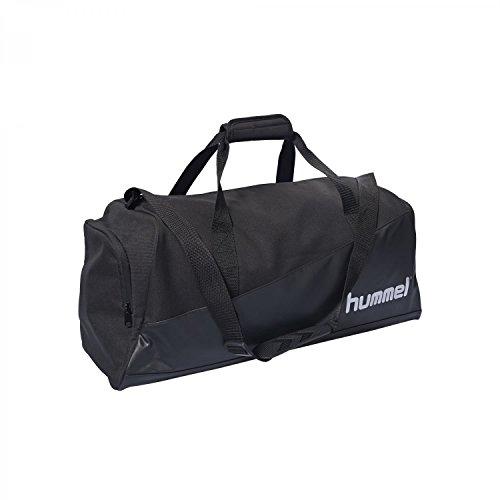 Hummel Authentic Charge Sporttasche, Black, 60 x 27 x 28 cm