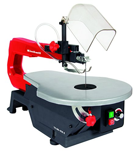 Einhell TC-SS 405 E 120 W Scroll Saw - Red