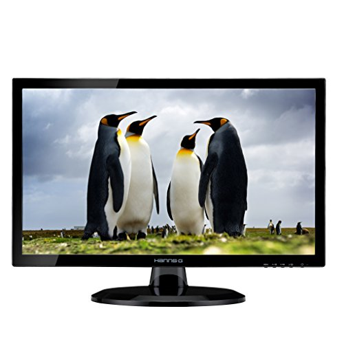 HannsG HE247DPB 23.6-Inch Widescreen LCD Monitor (250 cd/m2, 1000:1, 1920 x 1080, 5 ms, DVI)
