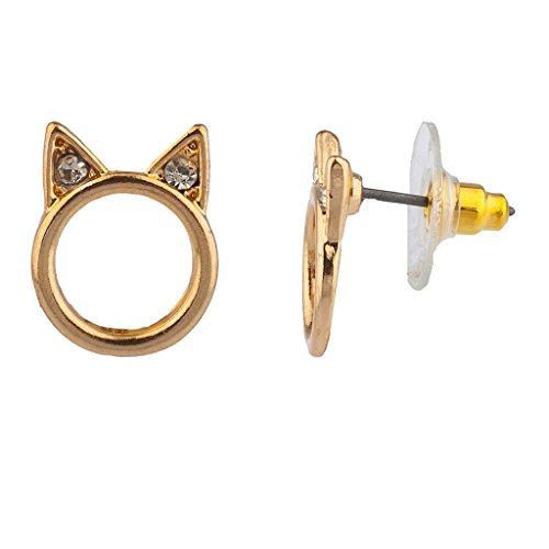 lux-zubehr-katze-ohren-hier-kitty-kitty-kristall-ohrstecker